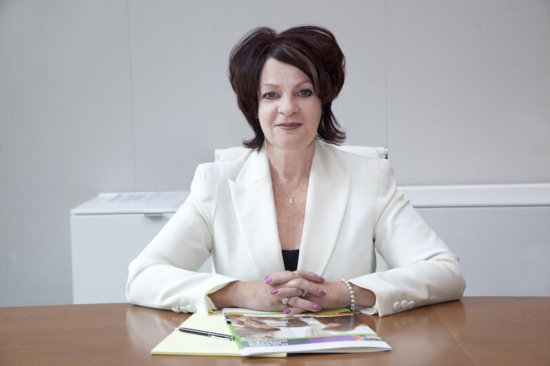 ETFO General Secretary Sharon O'Halloran