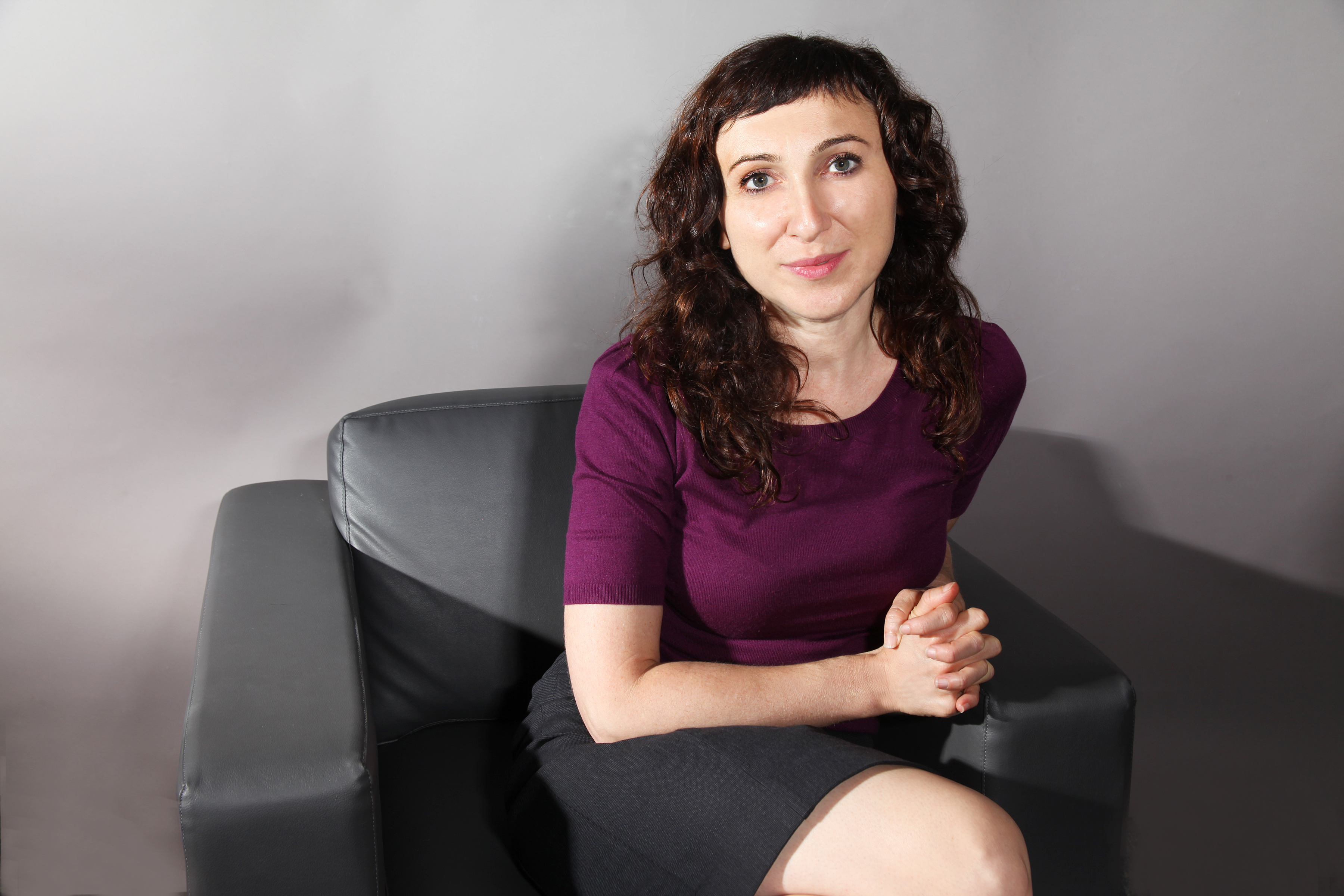 ETFO Editor Izida Zorde