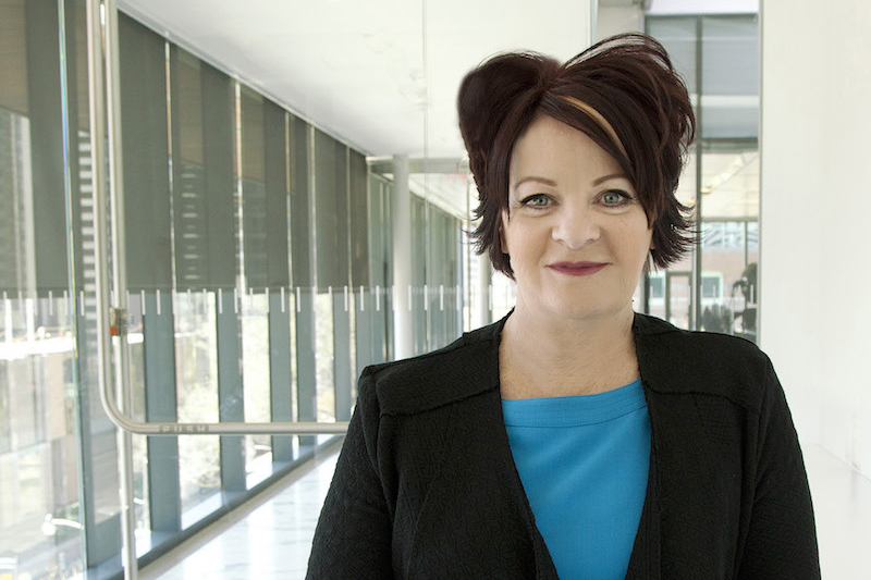 General Secretary Sharon O'Halloran