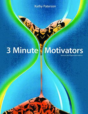 Cover of book 3 Minute Motivators