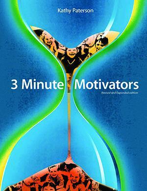Cover of book 3 Minute Motivators