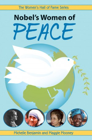 Nobel's Women of Peace cover