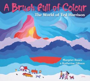 Cover of book A Brush Full of Colour