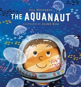 Book cover for The Aquanaut