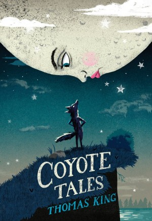 Book cover of Coyote Tales