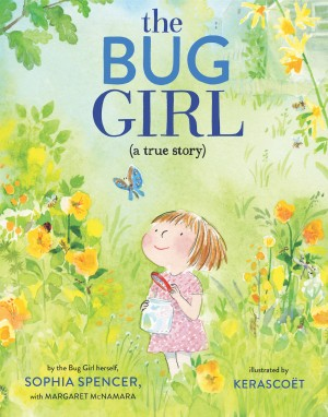 Cover of The Bug Girl