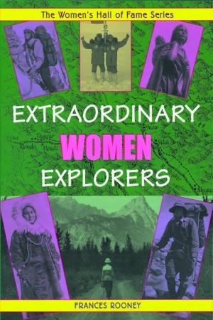 Book cover for Extraordinary Women Explorers