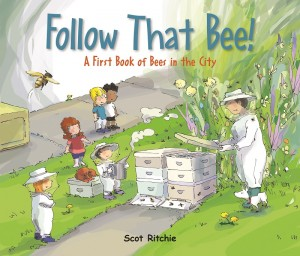 Cover of Follow That Bee!