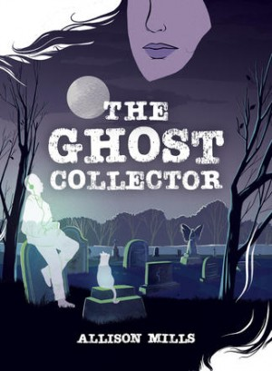 Book cover for The Ghost Collector