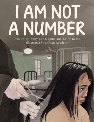 cover of I Am Not a Number