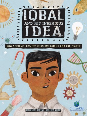 Cover of Iqbal and His Indigenous Idea