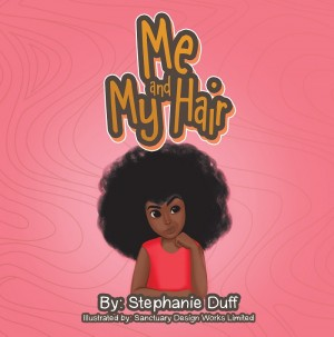 Book cover of Me and My Hair