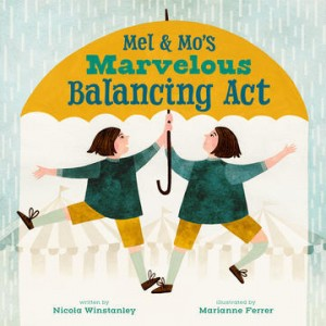 Book Cover for Mel & Mo's Marvelous Balancing Act