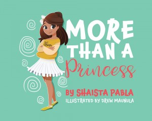 Book cover for More Than a Princess