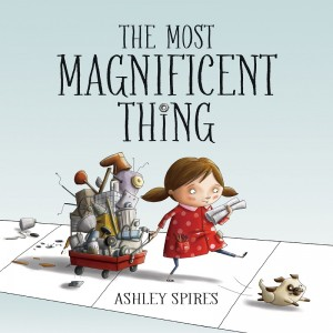 Cover of the book The Most Magnificent Thing
