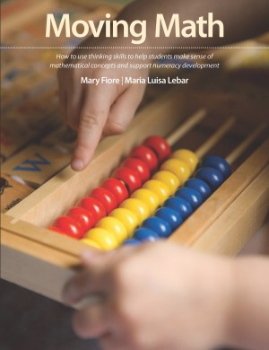 Book cover of Moving Math