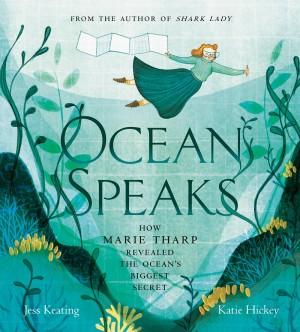 Book cover of Ocean Speaks