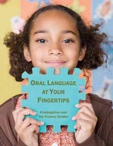 Book cover of Oral Language at Your Fingertips
