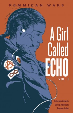Cover for A Girl Called Echo Vol.1