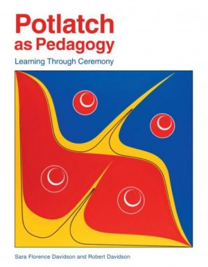 Cover of Potlatch as Pedagogy