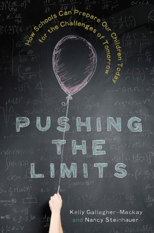 Book cover of Pushing The Limits