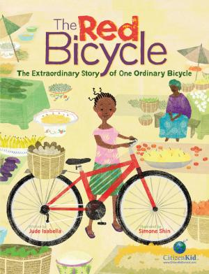 book cover of The Red Bicycle