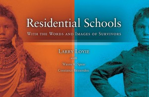 Book cover of Residential Schools