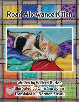 Road Allowance Kitten cover