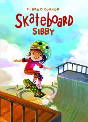 Book cover for Skateboard Sibby