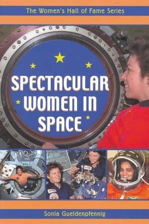 Cover Spectacular Women in Space