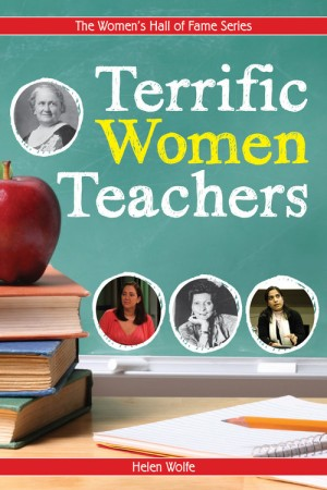 Book cover for Terrific Women Teachers