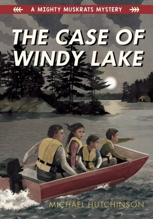 Cover of The Case of Windy Lake