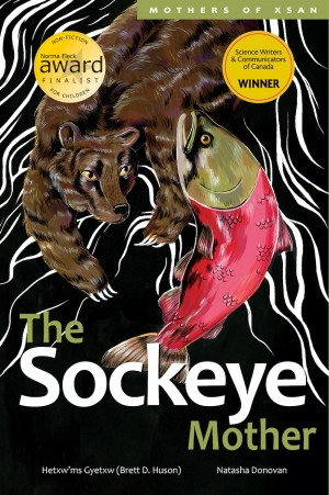 Cover of The Sockeye Mother