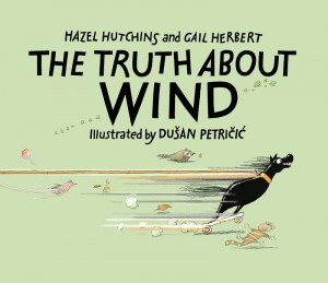 Book cover of The Truth About Wind