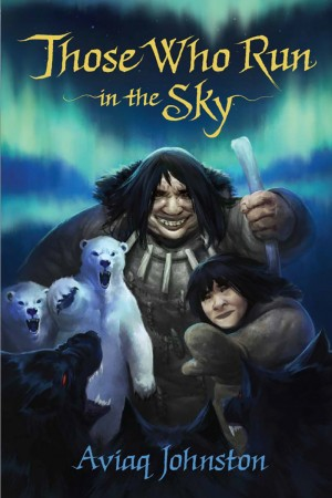 Cover of Those Who Run in the Sky