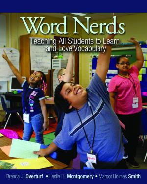 Cover of Word Nerds: Teaching All Students to Learn and Love Vocabulary