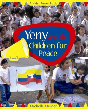 Cover of Yeny and the Children for Peace