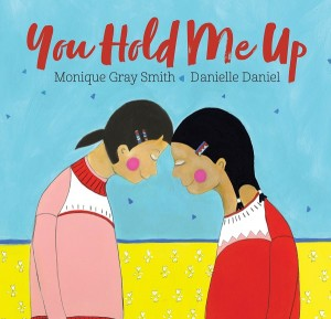 Book cover for You Hold Me Up