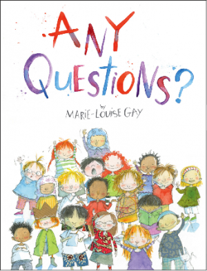 Cover of book Any Questions?