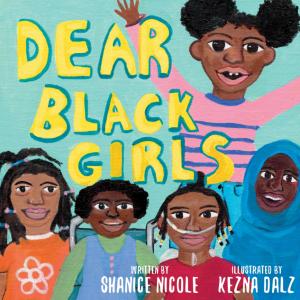 Book cover for Dear Black Girls