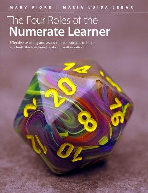 book cover for The Four Roles of the Numerate Learner
