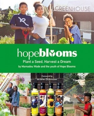 Book cover of Hope Blooms