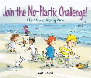 Cover of Join the No-Plastic Challenge