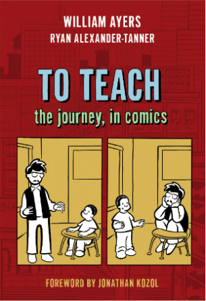 Cover of book To Teach: The Journey, in Comics