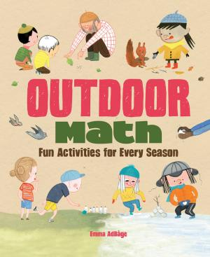 Cover of Outdoor Math by Emma Adbåge