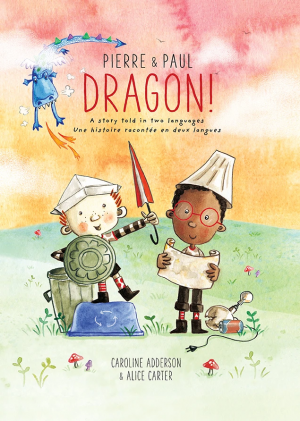 Cover of Pierre & Paul: Dragon!