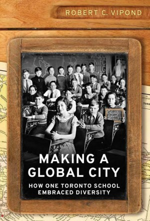 Book cover for Making a Global City