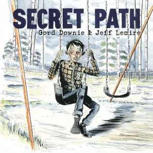 Book cover for Secret Path