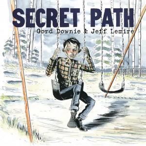 Book cover for Secret Path