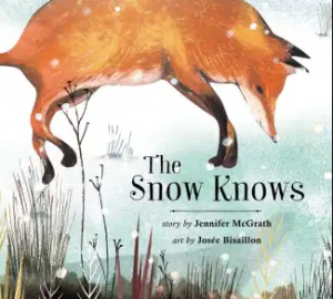 Book cover for The Snow Knows